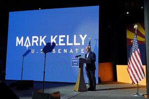 Mark Kelly.
