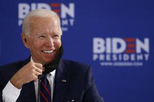 Joe Biden - budúci americký prezident.