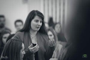 Anna Kmecová. Archív A.K.