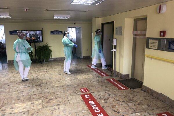 Geriatria začína prijímať nových pacientov.