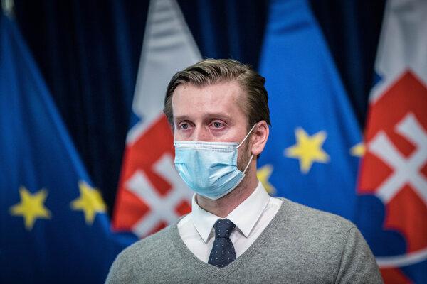 Bývalý šéf Inštitútu zdravotnej politiky (IZP) a zdravotnícky analytik Martin Smatana.