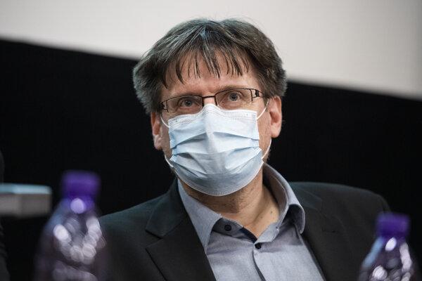 Milan Vetrák, predseda Ústavnoprávneho výboru Národnej rady SR.