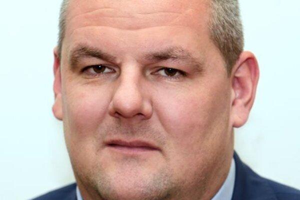 Košický krajský poslanec z Moldavy nad Bodvou Roland Szabó (Hlas, ex-Smer).
