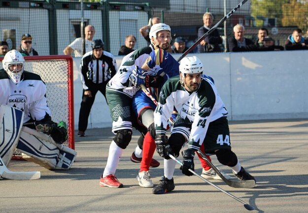 Hokejbalisti Skalice
