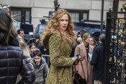 Nicole Kidman ako terapeutka Grace v seriáli HBO Mala si to vedieť.