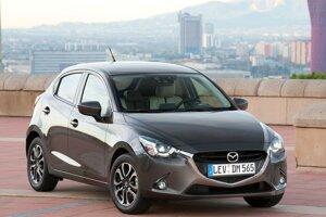 Mazda 2 skončila na 7. mieste v spoľahlivosti 5-ročných áut.