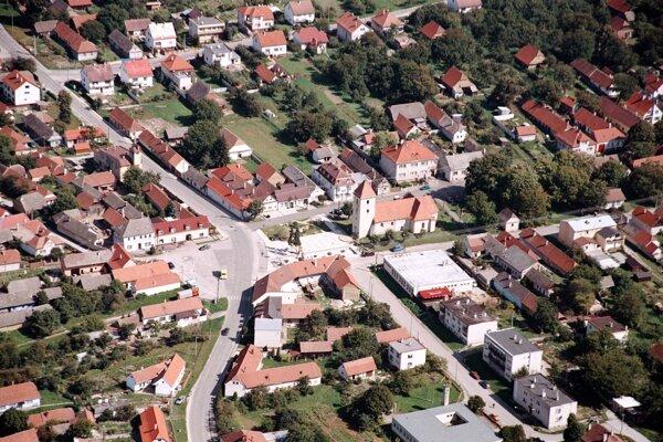 Obec Vrbovce