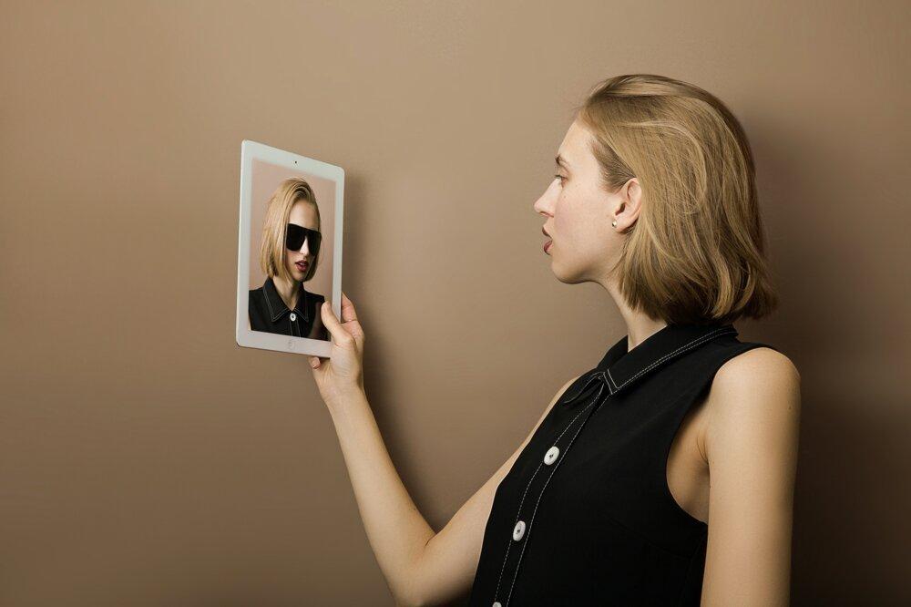 Funkcia Magic Mirror v e-shope eyerim.sk.