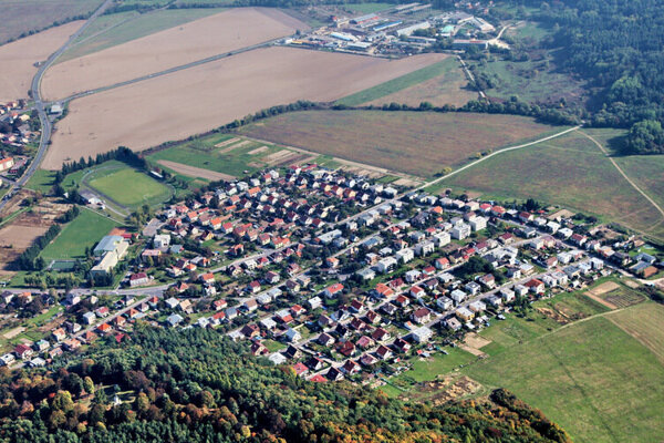 Hliník nad Hronom.