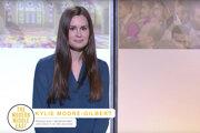 Na videosnímke z roku 2017 austrálska vysokoškolská učiteľka a odborníčka na islam Kylie Mooreová-Gilbertová na Blízkom východe.