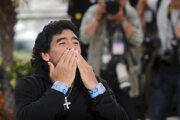 Na filmovom festivala v Cannes v roku 2008.