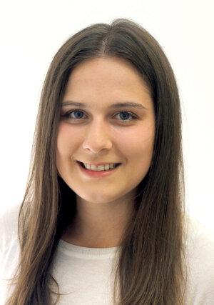 Nina Rantová, právna asistentka