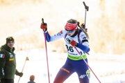 Biatlon - šprint ženy v Kontiolahti LIVE dnes.
