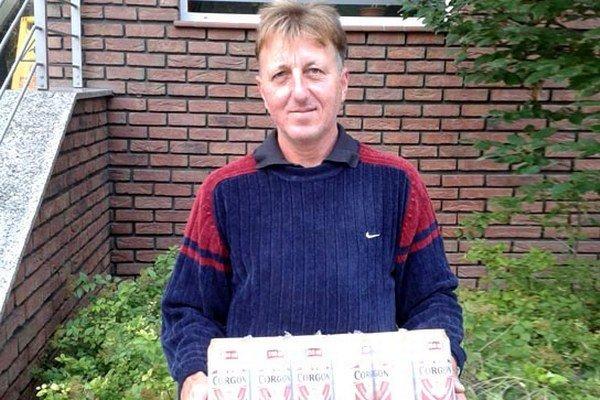 Kartón piva Corgoň si z redakcie odniesol víťaz 6. kola Ján Ligač z Cabaja-Čápora.