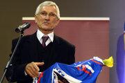 Ľudovít Pavela v roku 2013 dostal cenu za celoživotný prínos pre slovenskú cyklistiku.