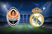 Sledujte futbal Šachtar Doneck - Real Madrid, Liga majstrov LIVE stream dnes.