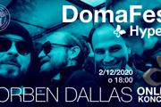 DOMAFEST s Hyperiou: Pripravte sa na poriadnu rockovú online nádielku od Korben Dallas