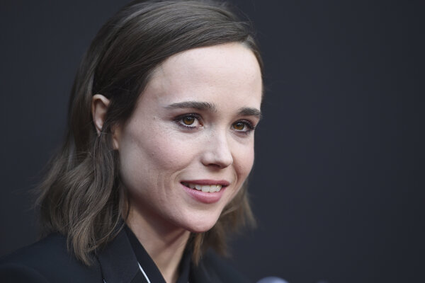 Donedávna herečka Ellen Page, dnes herec Elliot Page.