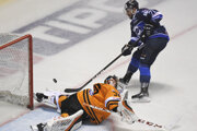 Košickí hokejisti mali na dosah druhé víťazstvo s Popradom v krátkom slede.
