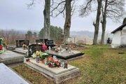 Cintorín v Socovciach je pripravený na zimu.