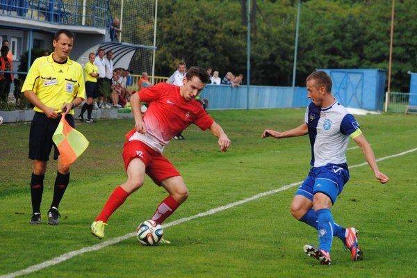 V zápase Šamorína so Sereďou gól nepadol.