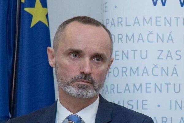 Tomáš Valášek, exposlanec NR SR za stranu Za ľud