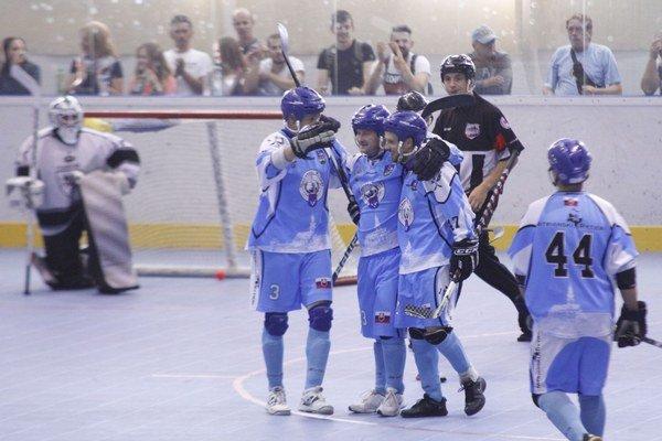 Aj tretí zápas v základnej skupine Nitrania zvládli.