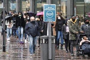 V stredu sa v Nemecku zatvoria všetky obchody s výnimkou potravín či lekární.