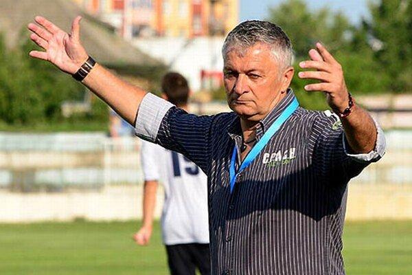 Tréner Šale Ladislav Molnár sa v domácej premiére z víťazstva netešil.