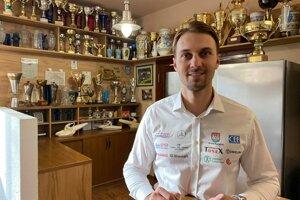 Viktor Demin je nový šéf komárňanských kajakárov.