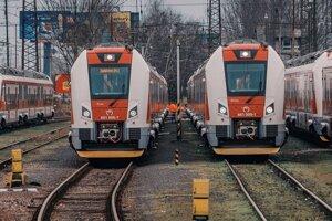 Nová vlaková súprava Panter