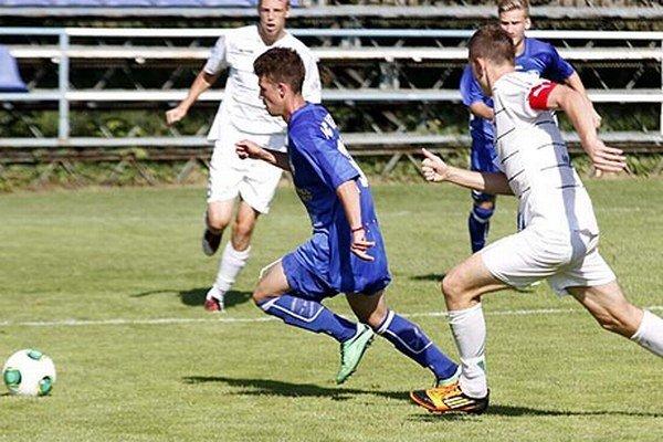 Starší dorastenci Nitry v sobotu popoludní prehrali s Kaposvárom 0:1.