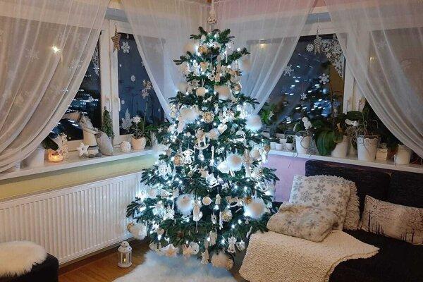Vianočné stromčeky z Turca už svietia.