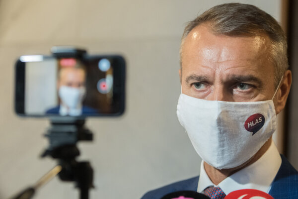 Nezaradený poslanec parlamentu SR Richard Raši.