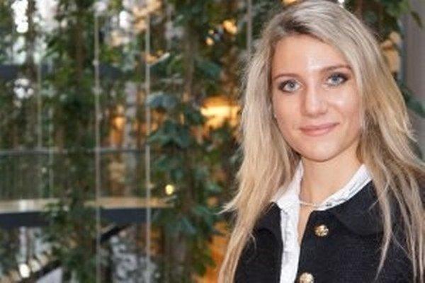 Klaudia Gregušová po štyroch mesiacoch v Bruseli končí. Nitriansku župu od utorka nezastupuje.