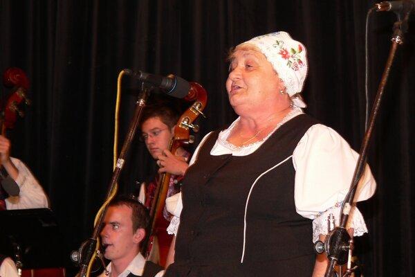 Mária Čokynová bola vynikajúcou speváčkou.