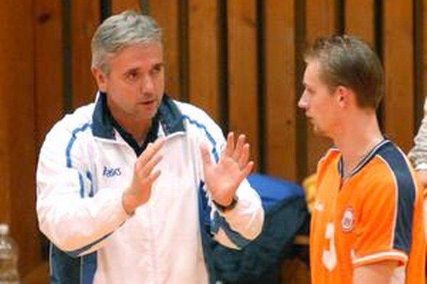Rastislav Chudík nahradí na poste trénera Nitry Daniela Oravca.