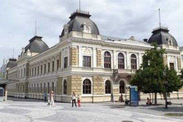 Ponitrianske múzeum sídli v historickej radnici, ktorá patrí mestu. Zriaďovateľom múzea je župa.