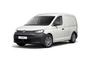 Najlacnejší Volkswagen Caddy Cargo začína s cenou 20076 eur.