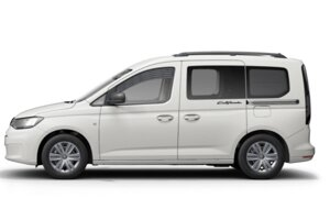 Kempingová verzia Volkswagen Caddy California.