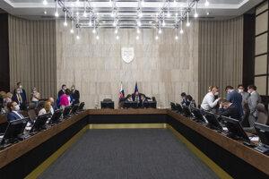 Rokovanie vlády SR - ilustračná fotografia.