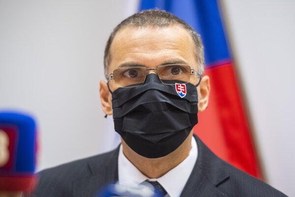 Generálny prokurátor SR Maroš Žilinka.