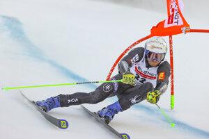 Zjazdové lyžovanie - obrovský slalom, 1. kolo LIVE dnes (Adam Žampa, Andreas Žampa).