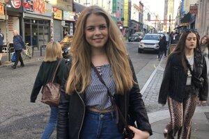 Na Liverpoole sa jej páčil najmä život v uliciach, ktorý jej na Slovensku chýba.