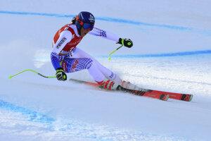Petra Vlhová dnes ide super-G v St. Anton, sledujte zjazdové lyžovanie LIVE.