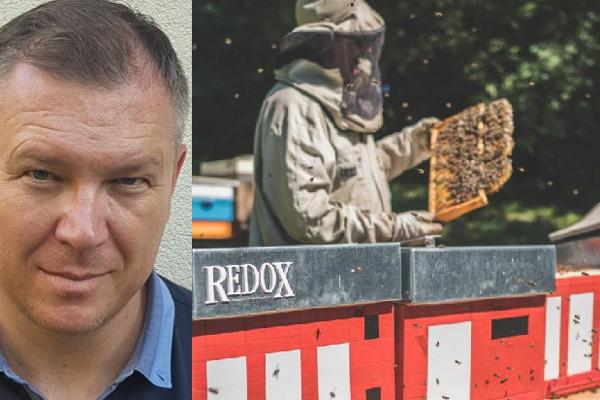 JUDr. Roman Malček, majiteľ lučeneckej spoločnosti REDOX, firmy, ktorá nie je len o podnikaní, ale aj o realizácii zaujímavých nápadov.