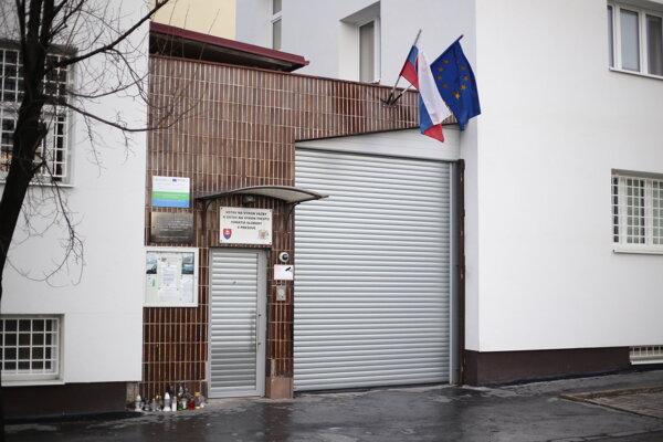 Prešovská väznica. Tu vo väzbe sedel Milan Lučanský.