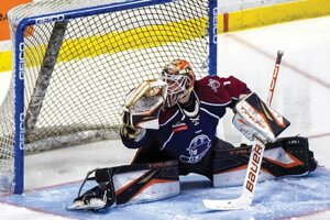 Roman Durný v drese tímu Tulsa Oilers v ECHL.