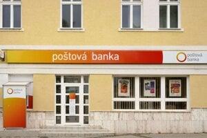 Pobočka Poštovej banky