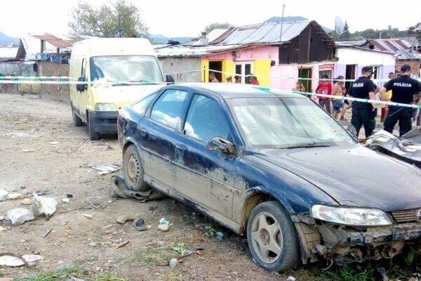 Opel jedno dieťa usmrtil, druhé zmrzačil.